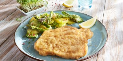 "Escalope of pork ""Vienna style"""