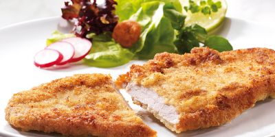 Pork Escalope from topside