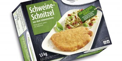 Pork Escalope C+C ready-to-cook