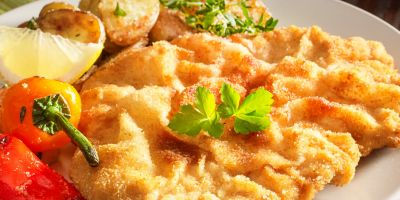 "Pork Escalope ""The Classic"""