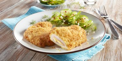 "Chicken breast fillet ""Cordon Bleu"""